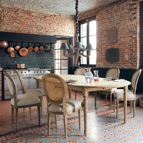 table et chaise de salle a manger maison du monde chaise id 233 es de d 233 coration de maison