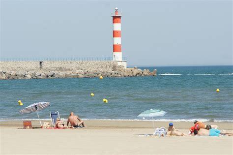 port la nouvelle plage arts et voyages