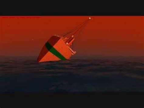 titanic s britannic sinks doovi