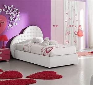 Bett Für Mädchen : bett herz 90 cm mit lattenrost f r m dchen mod prinzessin mab ebay ~ Markanthonyermac.com Haus und Dekorationen