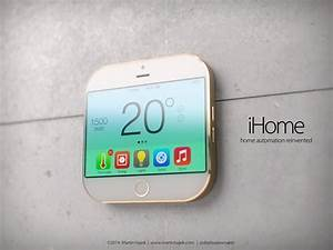 Apple Smart Home : apple ihome concept deals with home automation in small sizes concept phones ~ Markanthonyermac.com Haus und Dekorationen