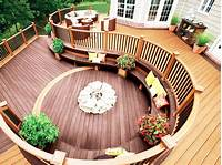 lovely pictures of small patio design ideas the most beautiful backyard deck designs | HomeFurniture.org