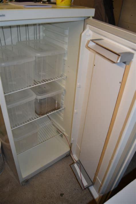 incubateur frigo