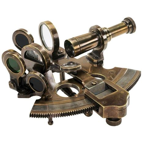 Sextant For Sale Nz by Victorian Solid Brass Pocket Sextant