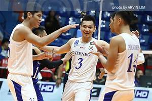 UAAP men's volleyball: Ateneo moves to 11-0 with sweep of ...