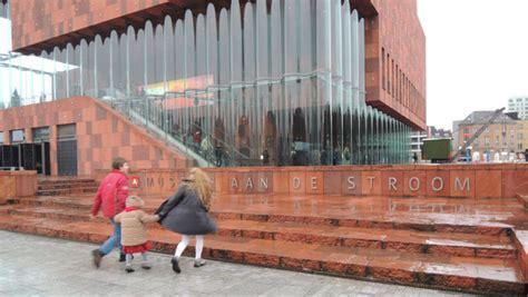 museum aan de stroom anvers excursion en famille