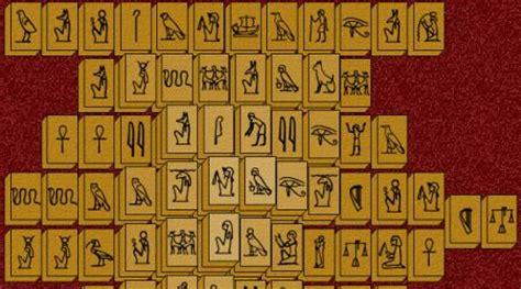 nile tiles mahjong solitaire
