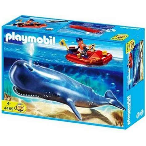 Rubberboot Kopen Goedkoop by Goedkoop Playmobil Potvis Met Rubberboot 4489 Kopen Bij