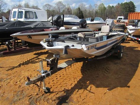 5 Star Aluminum Bass Boat Trailers by Bass Tracker Panfish 16 Special Aluminum Boat 60 Hp