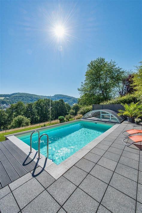 Pool Günstig Bauen  Haus Und Garten  Pinterest Garten