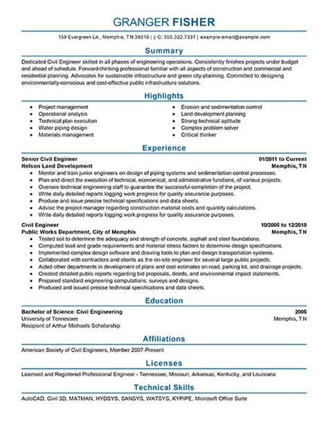 Best Civil Engineer Resume Example  Livecareer. Sample Bpo Resume. Computer Science Internship Resume Sample. Freelance Writer Job Description For Resume. Resume Harvard. Kpmg Resume. Sample Resume Work Experience. Curriculum Or Resume. Sample Resume For Research Analyst