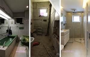 Bad Vorher Nachher : gartenblog geniesser garten badrenovierung ~ Markanthonyermac.com Haus und Dekorationen