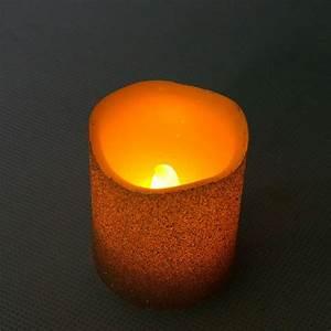 Flackernde Led Kerzen : led wachskerzenset silber 3er kerze flackernd ~ Markanthonyermac.com Haus und Dekorationen