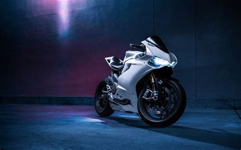 Ducati 1199 Panigale S Wallpapers