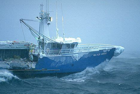 Destination Crab Boat Accident by Crabbing Boat In The Bering Sea The Most Dangerous Job In