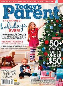 Today's Parent - December 2012 » Giant Archive of ...