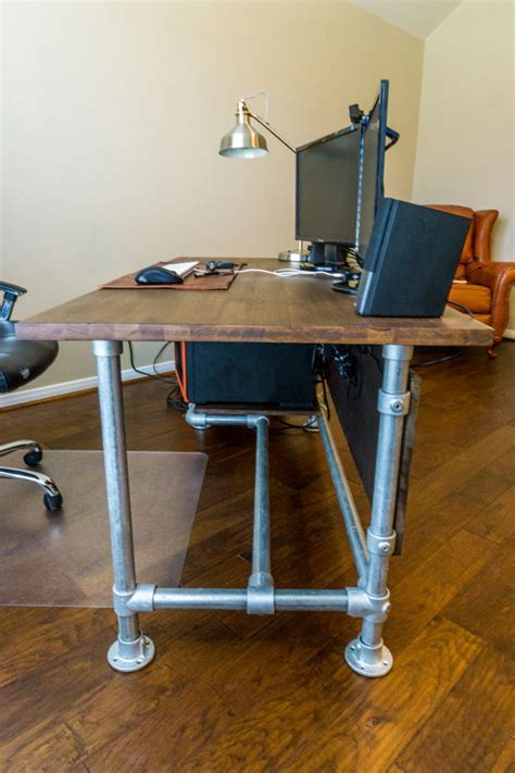 Wood Paneled Industrial Pipe Desk [desk Week]. White Baby Changing Unit With Drawers. High Bar Table. Changing Table Dresser Topper. Kate Spade Desk Accessories. Small Computer Desk With Drawers. Standing Desk Pad. Wall Mounted Bedside Drawer. Ups Help Desk Phone Number