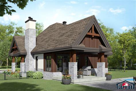 designer zen contemporain bordure de lac chalet lap0518 maison laprise maisons pr 233