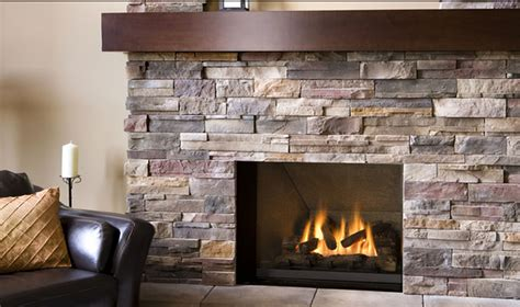 Fire Place : 25 Interior Stone Fireplace Designs