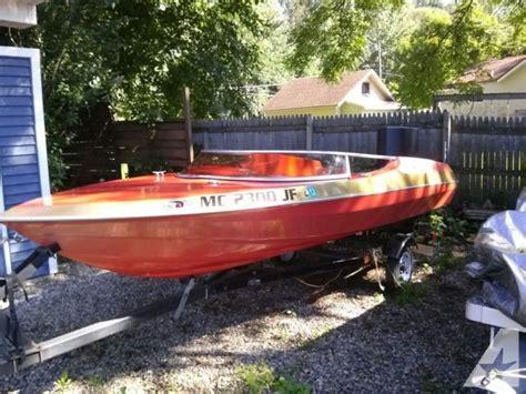 Boat Trailer Rental Grand Rapids Mi by 1972 Sidewinder 16 Boat Project 1972 Boat In Grand