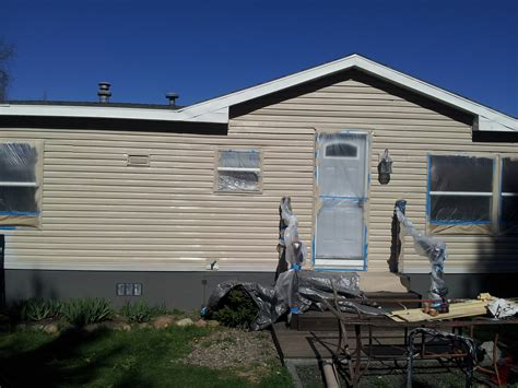 How To Paint Walls In A Mobile Home  Home Painting