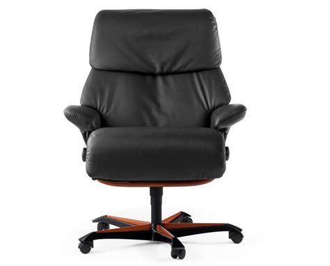 canap 233 en cuir 2 places dossier inclinable stressless