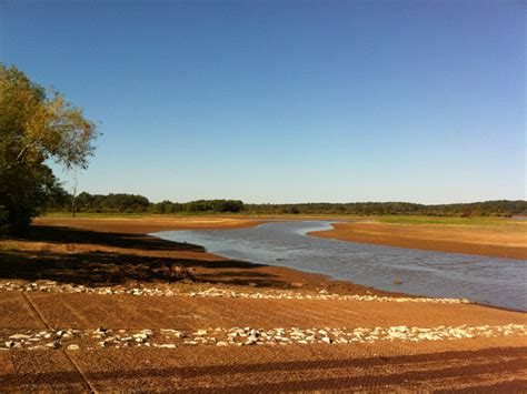 Public Boat Rs At Cedar Creek Lake by Monitoring Site 10615 Sam Rayburn Reservoir At Marion S
