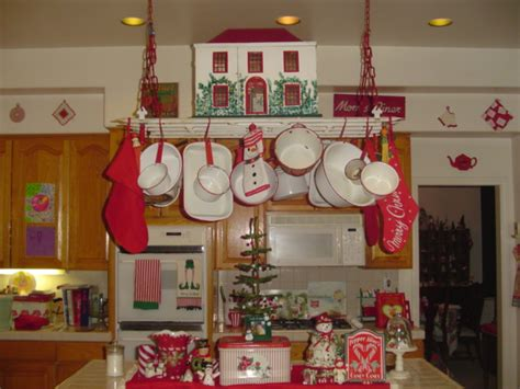 Vintage Kitchen Red-white Christmas Decoration Christmas Party Decoration Cute Ideas Book Your What To Wear A Work Kids Songs Venues Bristol Costume For Adults Games Parties