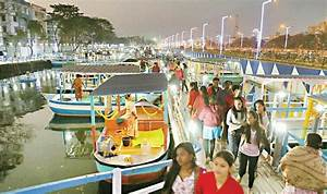 India's first floating market opens in Kolkata's Patuli ...