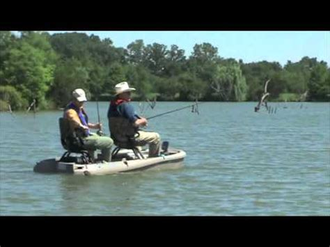 Two Man Boat by Fishing With Ray Scott Twin Troller X10 Two 2 Man