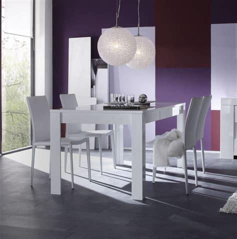 tables de salle a manger pas cher inspirations et table ronde blanc laqu 233 avec rallonge des