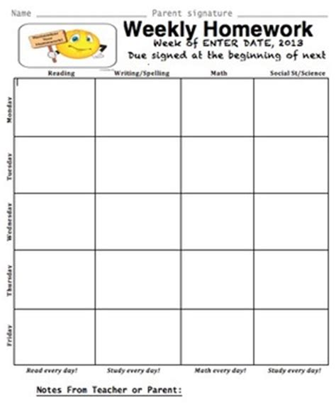 Weekly Assignment Sheet By Teacheropolis By Jen Williams  Tpt. May 2018 Calendar Editable Template. Teachers Record Book Template. Search Bar For Website Template. Printable Diabetes Log Book. November 2018 Calendars South Africa Template. Website Questionnaire For Clients Template. Essay Template. Thank You Email After Job Interview Template