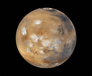 Life On Mars: Scientists Believe Large Regions Underground ...