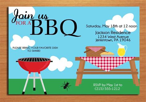 Summer Picnic  Customized Printable Bbq Invitation Cards Diy. Registered Nurse Resume Templates Free Template. Fax Cover Page Sample 2. Sample Of School Leave Application Letter Format. Office Party Invitation Wording Template. Word Template Design. Wedding Planning Spreadsheet Templates. What Is Descriptive Statistics Template. Weight Loss For Her Template