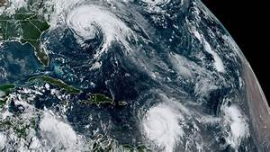Hurricane Maria Heads Toward Puerto Rico As A Major Storm ...