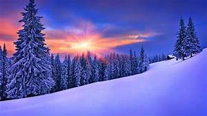 Snow Wallpapers Hd