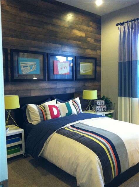 24 Modern And Stylish Teen Boys Room Ideas Decoration