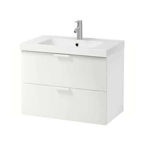 godmorgon odensvik meuble pour lavabo 2 tiroirs blanc ikea