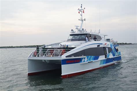 Catamaran Luxury Ferry by Ic15102 24m Catamaran Passenger Ferry