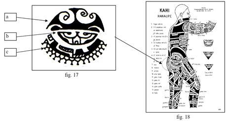 tiki tatouage polynesien tatouage marquisien des