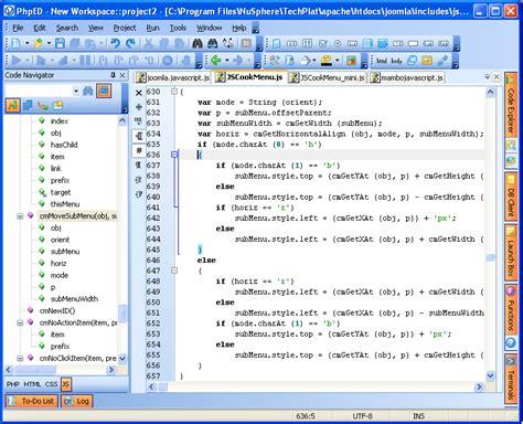 Javascript Code Folding