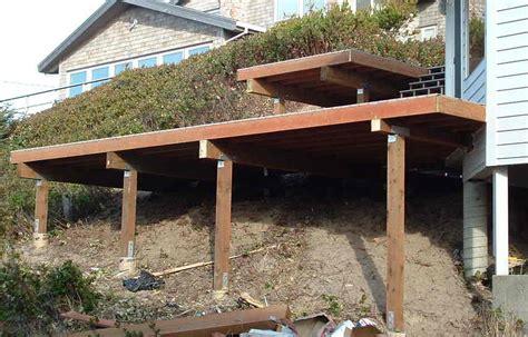 Deck Joist Hangers Or Not by Stainless Steel Joist Hangers Decks Fencing