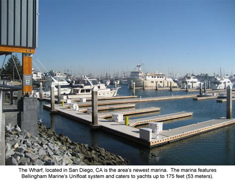 Yacht Jobs San Diego by Newest Marina In San Diego Caters To Yachts Bellingham