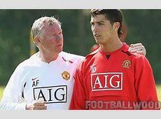 Cristiano Ronaldo Sir Alex Ferguson Is The Best Coach I