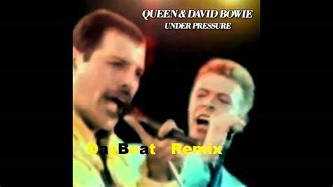 Queen & David Bowie. Under Pressure (daybeat 2016 Remix