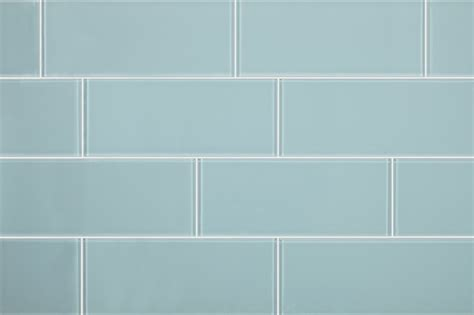 3x8 aqua blue glass subway tile modern tile by all marble tiles