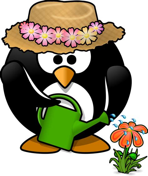 Microsoft Clipart Of A People Working On A Garden Collection