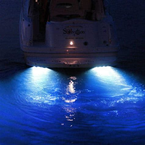 Diy Boat Drain Plug Led Light by Hurley Marine Underwater Light Gallery Lights At Their