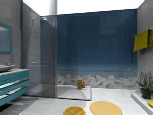 5 id 233 es pour une salle de bain zen woodeco