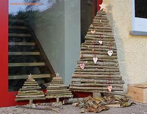Deko Aus ästen Selber Machen : diy weihnachtsbaum aus sten basteln deko weihnachten sterne x mas deko pinterest ~ Markanthonyermac.com Haus und Dekorationen